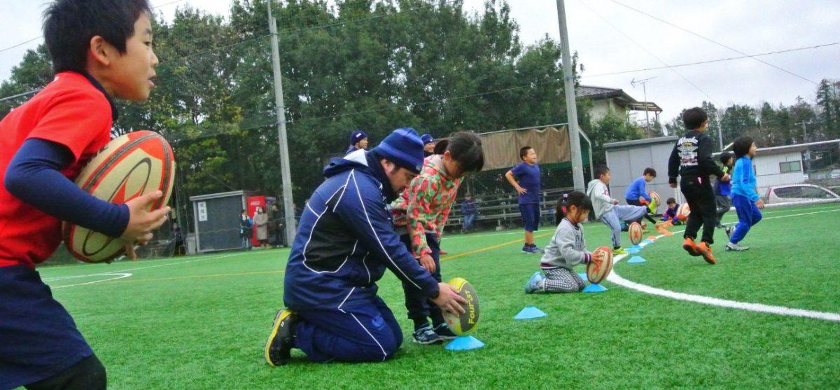 【KAMAGAYA SC】 さんちく会キッズスポーツフェスタ 参加しました。